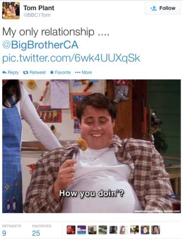 Tom twitter