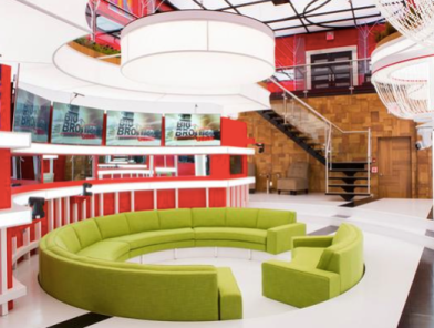 Big Brother Canada 2 house